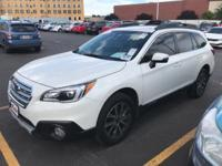 Clean Carfax ***One Owner*** Crystal White Pearl 2017