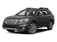 2017 Subaru Outback Vr1 3.6R 27/20 Highway/City MPG