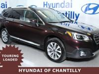 CARFAX One-Owner. Clean CARFAX. Brilliant Brown Pearl
