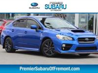 Options:  2017 Subaru Wrx 4D Sedan|Standard Model|6