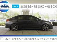Flatirons Imports is offering this 2017 Subaru WRX
