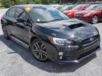 2017 Subaru WRX Limited. Serving the Greencastle,