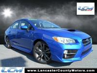 WRX Premium, Carfax One Owner!, *Local Trade, Not a