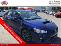 Check out this 2017 Subaru WRX Premium. Its Variable