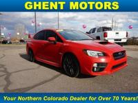 LOW MILES - 8,797! STI trim. Heated Leather Seats,
