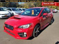 AWD, CarFax One Owner! Back-up Camera, Bluetooth, This