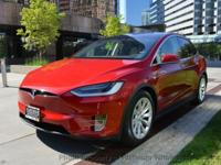 LOW LOW LOW MILES! RARE P100D AWD MODEL X LOADED SAVE