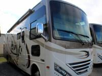 The Hurricane 29M Class A motor home from Thor Motor