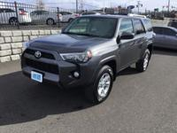 The Toyota 4Runner Is Built For Durability And
