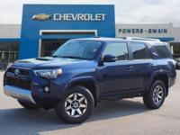 *ONE OWNER-NO ACCIDENTS*, 4Runner Limited, 4D Sport