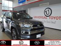 The Toyota 4Runner is stylish business to casual SUV