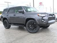 New Arrival! This 2017 Toyota 4Runner SR5  will sell