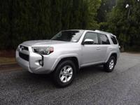 We are excited to offer this 2017 Toyota 4Runner. This