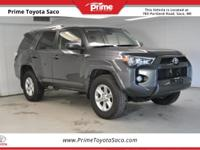 CARFAX One-Owner! Toyota Certified! 2017 Toyota 4Runner