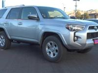 2017 Toyota 4Runner SR5 4WD 5-Speed Automatic with