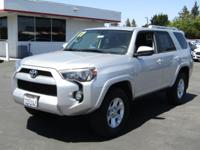 Options:  2017 Toyota 4Runner Sr5 4Wd|This Vehicle Has
