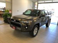 One-Owner. Clean CARFAX. Gray 2017 Toyota 4Runner SR5