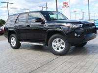 This 2017 Toyota 4Runner SR5 Premium  will sell fast!