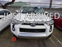 Certified. 4Runner TRD Off-Road, 4D Sport Utility, 4.0L
