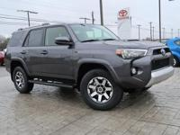 *Bluetooth* This 2017 Toyota 4Runner TRD Off Road is