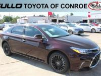 03r0/ 2017 Toyota Avalon Touring 30/21 Highway/City
