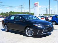 This 2017 Toyota Avalon Limited  will sell fast! This