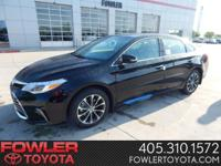 Jet Black! Come to the experts! Here at Fowler Toyota