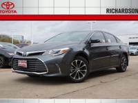 PRICED TO SAVE YOU TIME AND MONEY!! 2017 Toyota Avalon