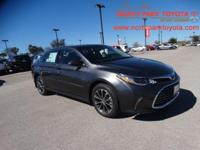 2017 Toyota Avalon XLE 6-Speed Automatic ECT-i. 30/21