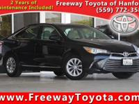 CARFAX One-Owner. Clean CARFAX. 2017 Toyota Camry FWD