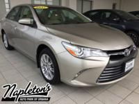 Recent Arrival! 2017 Toyota Camry in Gold, Bluetooth,