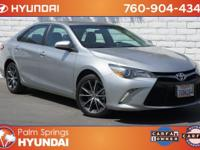 CARFAX One-Owner. Clean CARFAX. 2017 Toyota Camry XSE