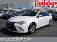 Looking for a clean, well-cared for 2017 Toyota Camry?