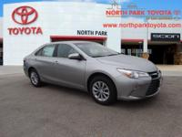 2017 Toyota Camry LE 10. 33/24 Highway/City MPGEmail us