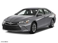 Options:  2017 Toyota Camry|Sedan|The A Power