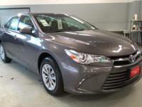 With a bold and aggressive design the 2017 Toyota Camry