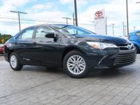 This 2017 Toyota Camry LE  will sell fast! This Camry
