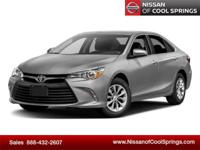NEW ARRIVAL - PICTURES COMING SOON! This 2017 Camry XLE