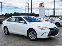 New Arrival! This 2017 Toyota Camry LE  will sell fast!