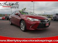 LOW MILES - 5,105! SE trim, RUBY FLARE PEARL exterior
