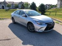 CARFAX One-Owner. Clean CARFAX. 2017 Toyota Camry
