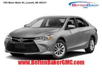 Options:  2017 Toyota Camry Se Auto|4 Cylinder