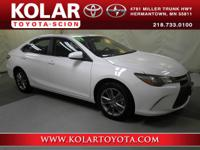 2017 Toyota Camry SE. New Arrival! Stop in and drive