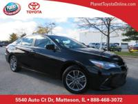 Recent Arrival! New Price! 2017 Toyota Camry SE Black
