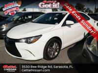 Dealer Certified Pre-Owned. This Toyota Camry boasts a