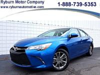 *ONE OWNER Toyota Camry! Give us a call and schedule