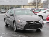 2017 Toyota Camry Se with Backup Camera, Bluetooth, and