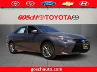 Check out this gently-used 2017 Toyota Camry we