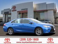 Options:  2017 Toyota Camry Sedan Se|Blue Streak