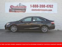 Options:  2017 Toyota Camry Se|*Executive Demo Vehicle*